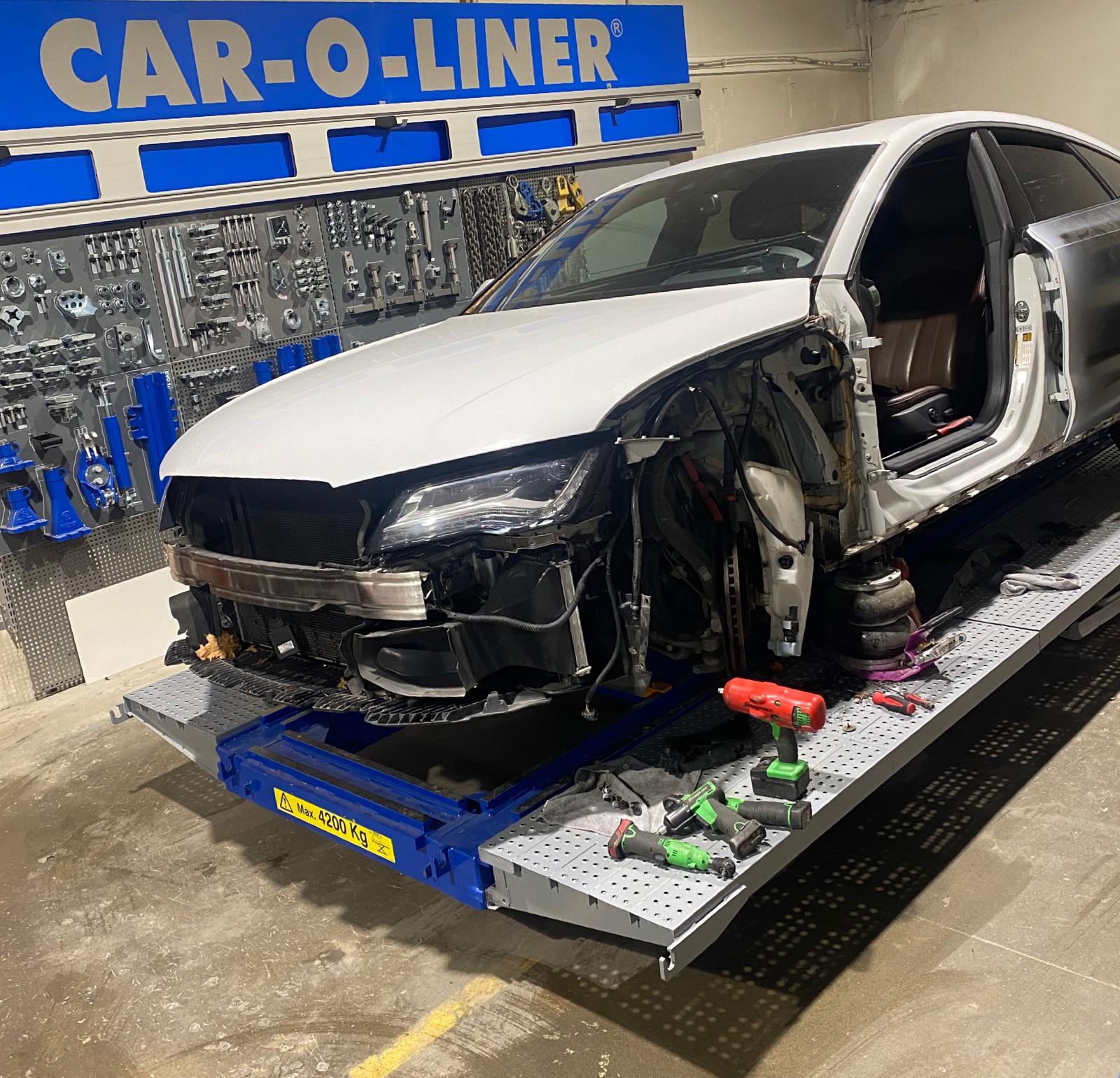Auto body shop Surrey
