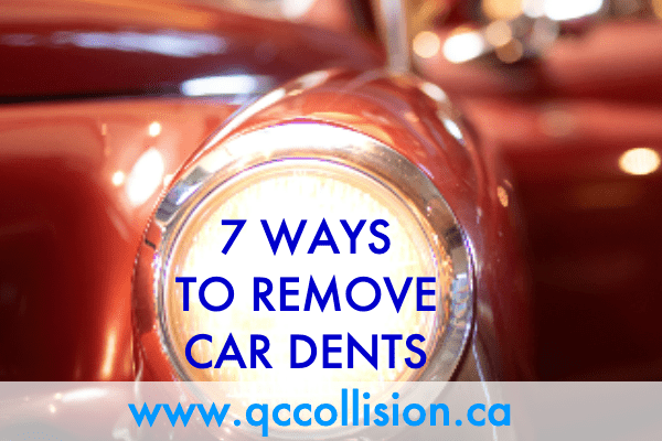 ways-to-remove-car-dents