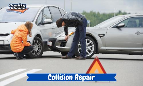 Collision Repair Shops In Surrey