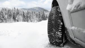 car tire change