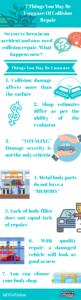 7 Things you may be unaware of collision repair